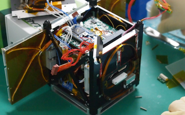 Design Concept of the Power Subsystem of the Standard Bus OPUSAT-KIT For 1U-CubeSat