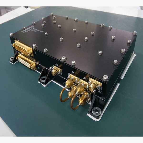 1Mbps S-Band Transceiver for Satellite