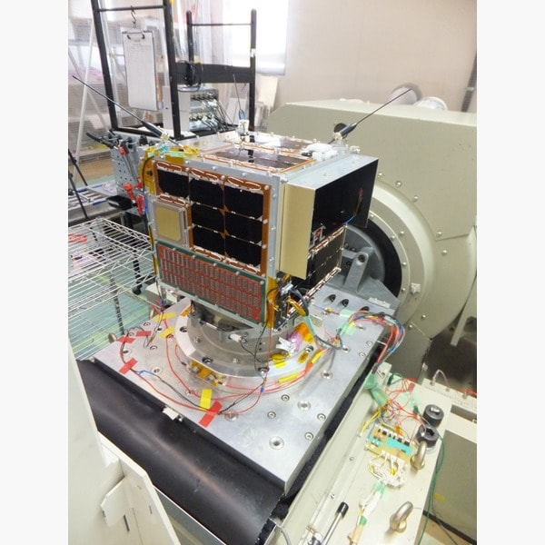 Testing of Nanosatellite System and Components
